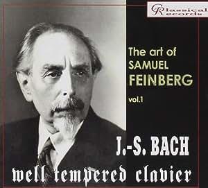 Bach: Well-Tempered Clavier / Le clavier bien tempéré