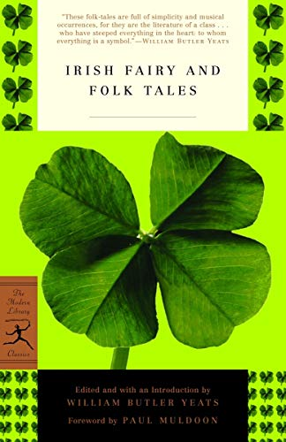 Irish Fairy and Folk Tales (Modern Library Classics) - Custom Les Paul Classic