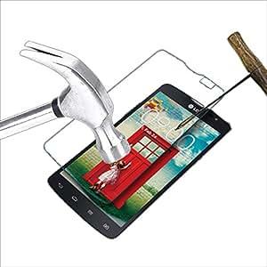 Acm Tempered Glass Screenguard For Lg L80 Dual D380 Mobile Premium Screen Guard Anti-Scratch Proof Protector