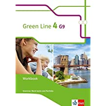 Green Line 4 G9: Workbook mit Audio-CD Klasse 8 (Green Line G9. Ausgabe ab 2015)
