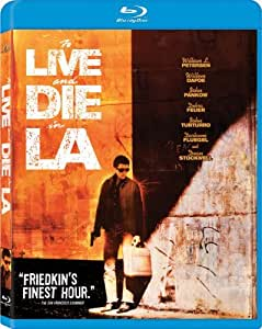 To Live & Die in La [Blu-ray] [Import anglais]