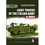 Light Trucks of the Italian Army in WWII (Green)