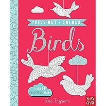 Press Out and Colour: Birds: Birds