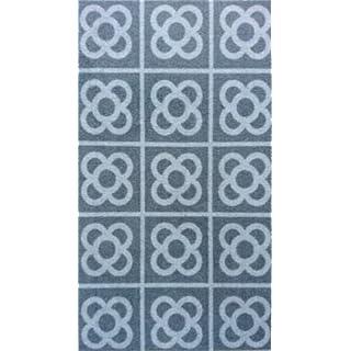 Multi-Purpose Carpet Washable Rambla Grey 40x 70
