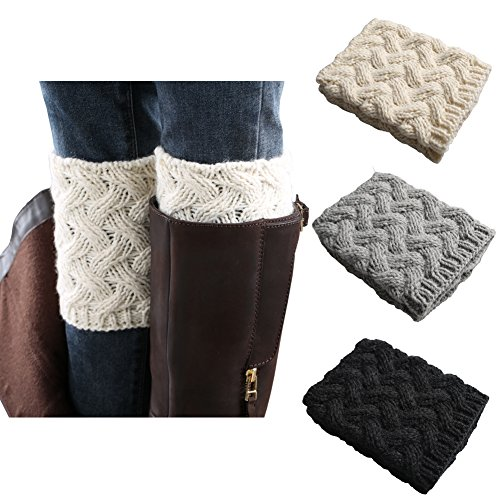 esenfa-warm-knitting-leg-warmers-boot-toppers-boot-cuffs-for-women-3-pairs-pack-a