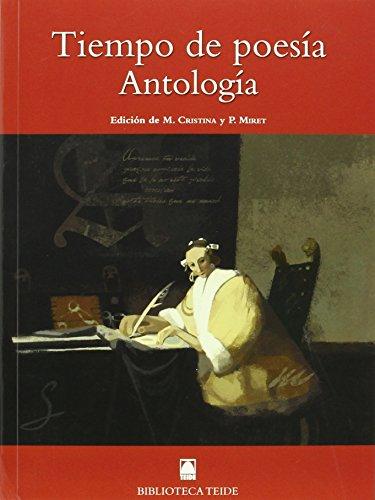 Biblioteca Teide 037 - Tiempo de poesía. Antología - 9788430760886