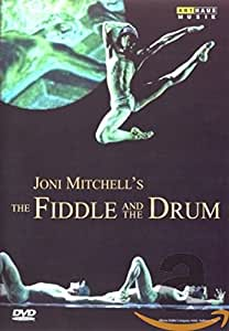 Joni Mitchell's The Fiddle and The Drum [DVD] [2008] [NTSC]