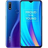 Realme 3 Pro 4GB 64GB Smartphone, 6,3'' Snapdragon 710 4045mAh 16+5 Cámara Dual VOOC Carga rápida 3,0 [Azul] [Versión Global]