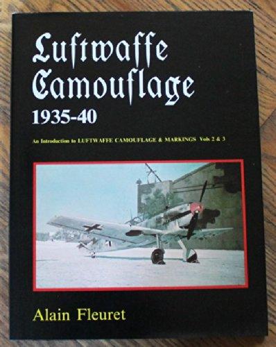 Luftwaffe Camouflage 1935-40