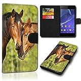 sw-mobile-shop Book Style Wiko Sunny 2 Plus Tasche Flip Brieftasche Handy Hülle Kartenfächer für Wiko Sunny 2 Plus - Design Flip SVH1219