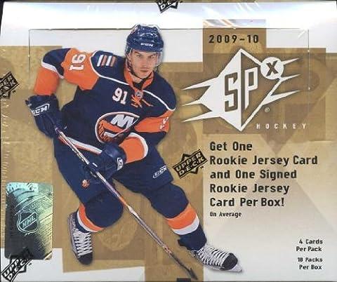 2009/10Upper Deck SPX Hobby Box NHL Hockey
