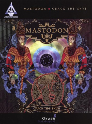 MASTODON: CRACK THE SKYE  PARTITURAS PARA ACORDE DE GUITARRA