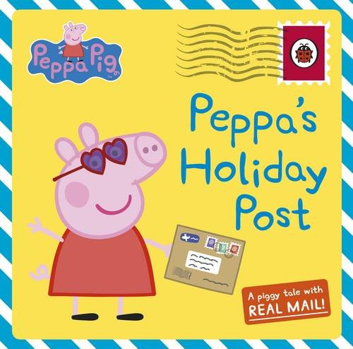 Image of Peppa's Holiday Post (Peppa Pig)