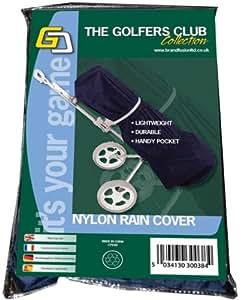 Golfers Club Housse anti-pluie en nylon pour sac de golf Emballé