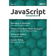 JavaScript Kompendium Bd. 5