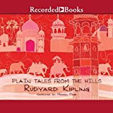 Plain Tales from the Hills by Rudyard Kipling front cover