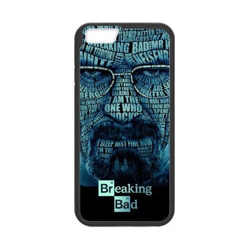 "Breaking Bad en silicone TPU pour Apple iPhone 6S (4,7""inch), étui iphone 6S Hard Case Cover, iPhone 6(4.7inch) Case, beau design Coque de protection pour Apple iPhone 6/6S"