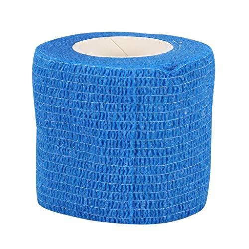 Kimruida Self Adhesive Elastische Bandage Medizinische Verbandskasten Bunte Band 5 Cm X 4,5 Mt Neu Für Erwachsene & Haustiere