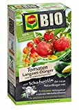 COMPO BIO Tomaten Langzeit-Dünger mit Schafwolle,...