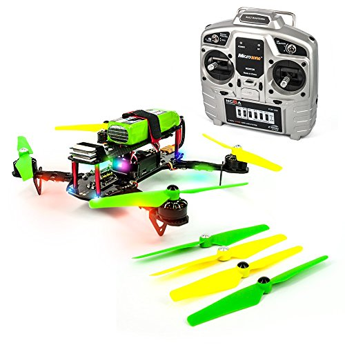 iMaxRC Chaser Runner 250 GPS Racing Quadrocopter Carbon LED Beleuchtung - 4