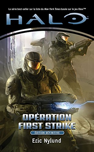 Halo, Tome 3: Opération First Strike par Eric Nylund