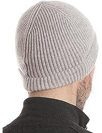 Dalle Piane Cashmere - Bonnet 100% cachemire - Homme