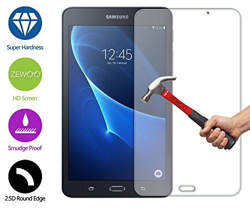 pellicola tablet samsung tab e Per Samsung Galaxy Tab A 7.0 (2016)(7 Pollici) Pellicola Protettiva ZeWoo® Protezione dello Schermo in Vetro Temperato (9H *2.5D