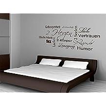 Dekoration schlafzimmer wand  Suchergebnis auf Amazon.de für: schlafzimmer tapeten ideen