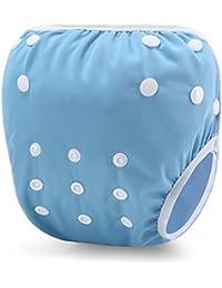 Storeofbaby Pañales de bebé para bebés Pantalones cortos lavables reutilizables para niños ...