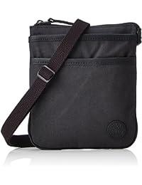 Timberland - Mini Items Bag, Bolsos bandolera Unisex adulto, Schwarz (Black), 2x22x18 cm (B x H T)