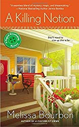 A Killing Notion: A Magical Dressmaking Mystery by Melissa Bourbon (2014-04-01)