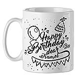 Muggies Magic Happy Birthday Kamel 11 Oz Coffee Ceramic Mug