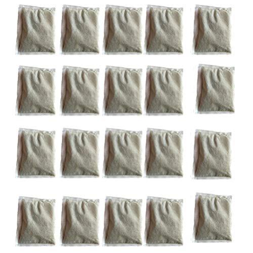 Kräuter-bad-pulver (HEALLILY GESUND Chinese Traditional Herbal Fußbad Pulver Wermut für Fußreflexzonenmassage Kräuter Spa 20st)