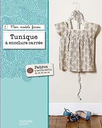 Tunique à encolure carrée: Mon modèle favori