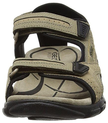 Geox Uomo Sandal Strada A, Sandales homme Beige (C5004)