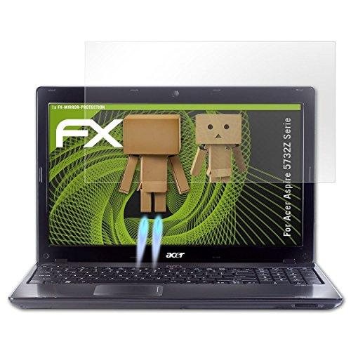 atFolix Displayfolie für Acer Aspire 5732Z Serie Spiegelfolie, Spiegeleffekt FX Schutzfolie (5732z Laptop Acer Aspire)