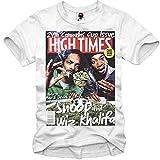 Photo de E1SYNDICATE T-Shirt Snoop Dogg Wiz Khalifa Weed Ganja Sativa Indica S/M/L/XL par Janet Valerie