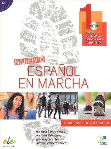 Nuevo Espanol en Marcha 1 : Exercises Book + CD: Level A1