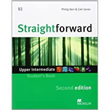 Straightforward 2nd Edition Upper Intermediate Level Student's Book