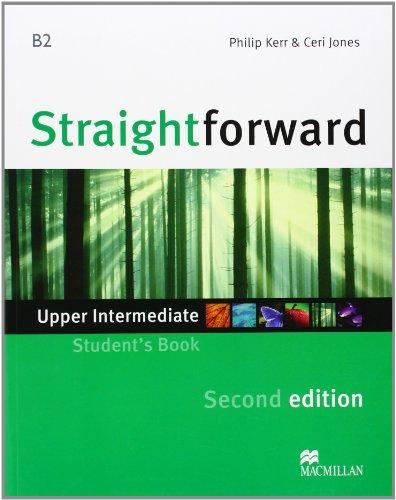 Straightforward 2nd Edition Upper Intermediate Level Student's Book por Philip Kerr