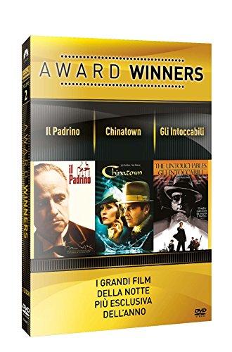 Padrino (Il) / Chinatown / Intoccabili (Gli) - Oscar Collection (3 Dvd) (1 DVD)