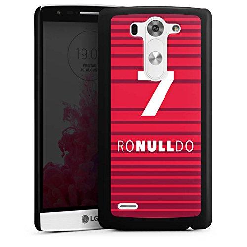 DeinDesign LG G3 S Hülle Case Handyhülle Fussball Football Christiano Ronaldo