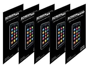 Galaxy Note 3 Neo Screen protector, Scratch Guard, Screenward (Pack of 5) Screen Protector Scratch Guard For Samsung Galaxy Note 3 Neo