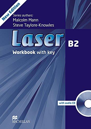 LASER B2 Wb Pk +Key 3rd Ed (Laser 3rd Edition B2)