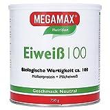 MegaMax Eiweiß 100 Neutral, 750 g