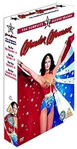 Wonder Woman: Season 2 [DVD] [2005]