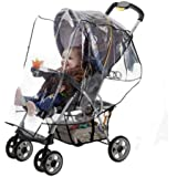 Jeep Standard Stroller Weather Shield by HIS Juveniles