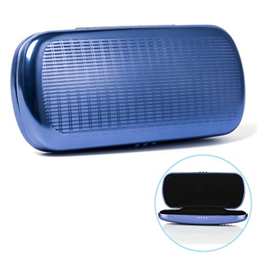 ezeso-glasees-case-hard-strip-lined-blue-protective-aluminum-spectacle-case-for-sunglasses