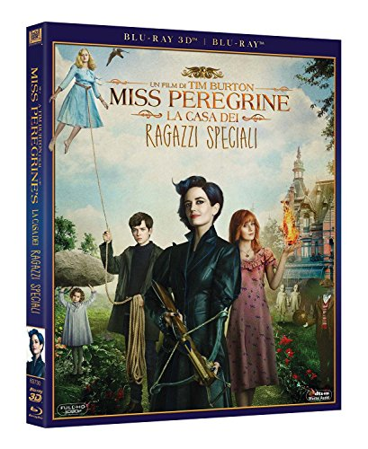 Miss Peregrine La Casa dei Ragazzi Speciali ;Miss Peregrines Home For Peculiar Children
