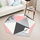 #tappeto del salotto Soggiorno Moquette Sedia semplice e moderna tappetino per strisciare coperte ( Colore : M , dimensioni : 110cm*120cm )